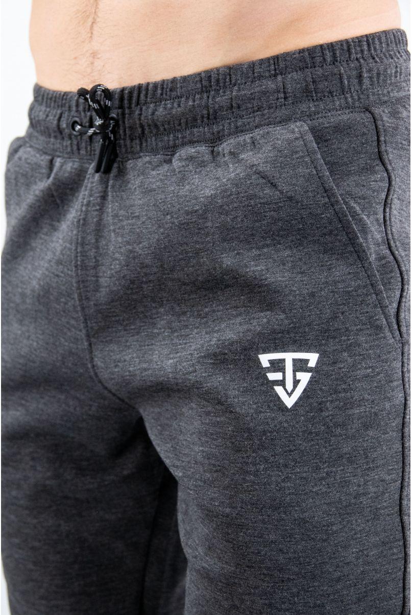 pantalon de surv tement gris teamshape tibo inshape. Black Bedroom Furniture Sets. Home Design Ideas