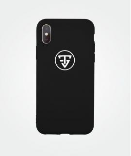 Coque silicone Noir TeamShape