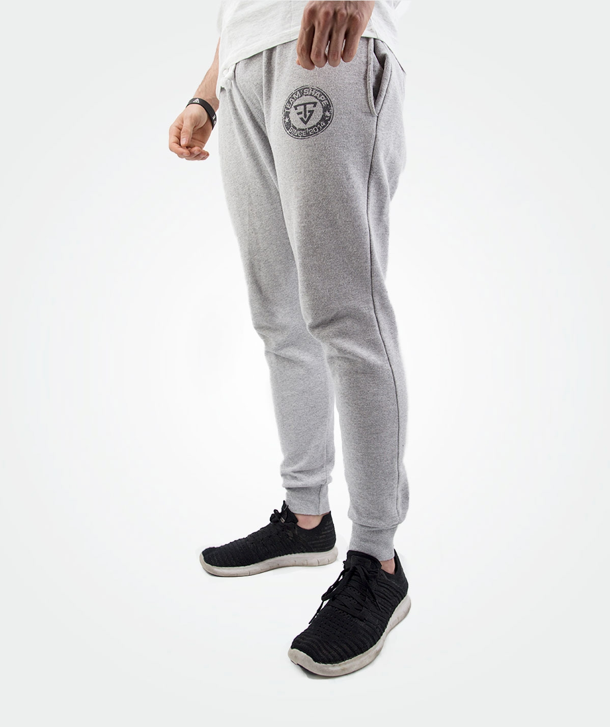 Jogging Gris Clair TeamShape