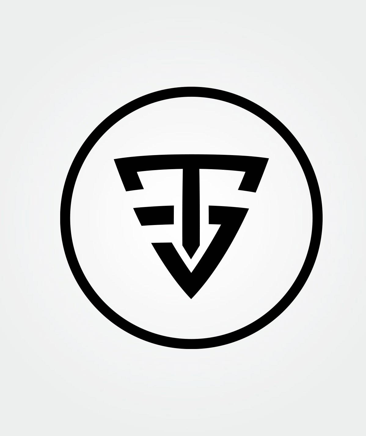 Grand Sticker rond TeamShape