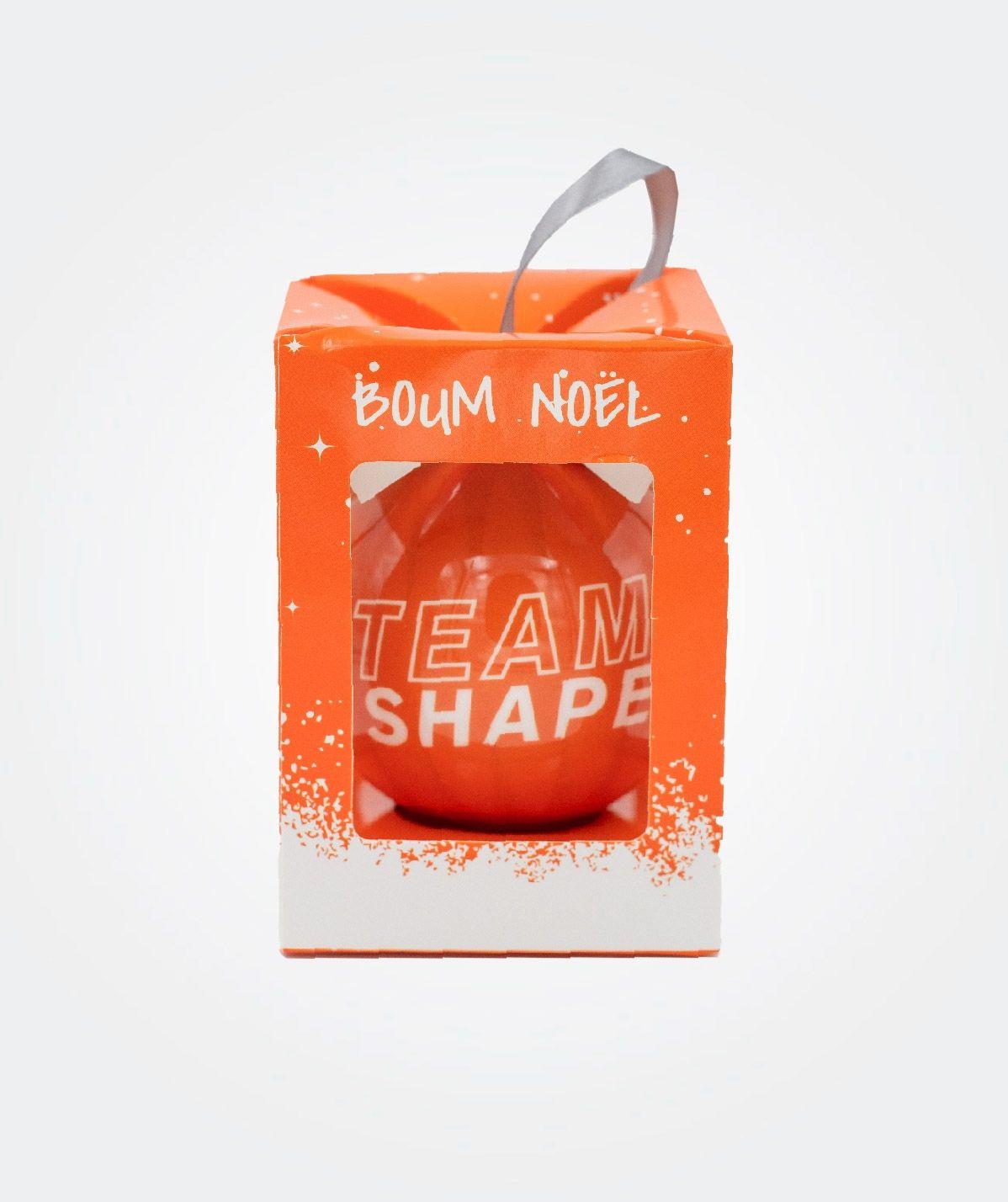 Boule de Nöel TeamShape