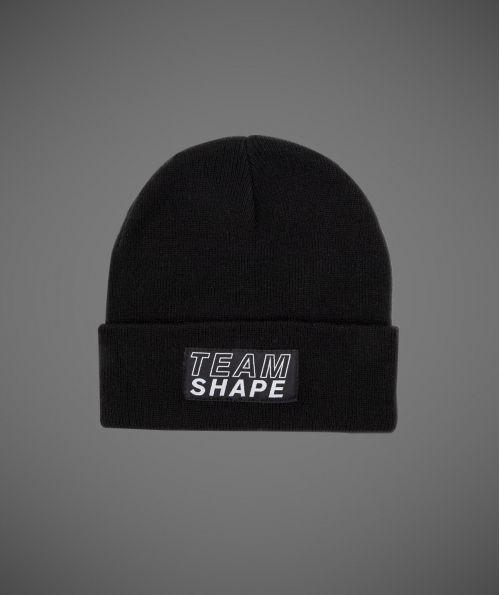 Bonnet noir TeamShape