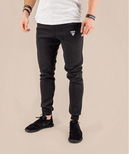 Pantalon de survêtement noir TeamShape