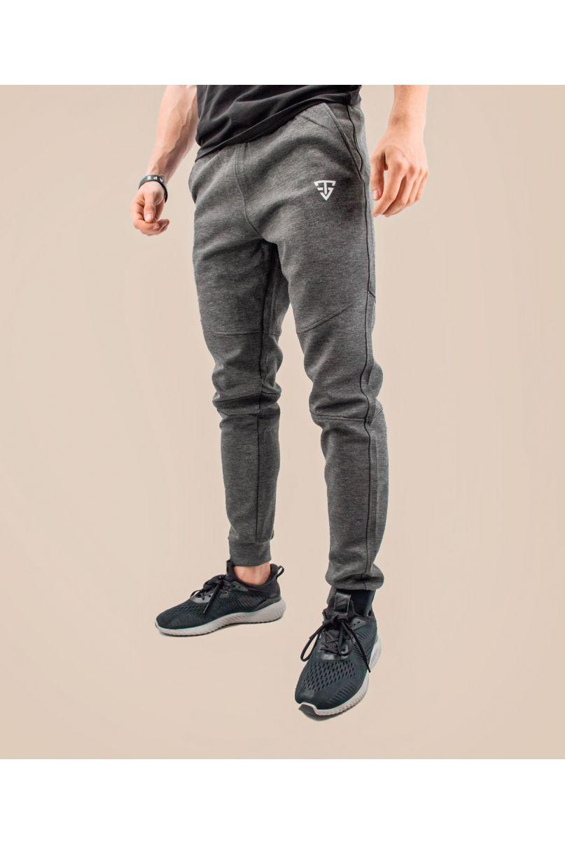 Pantalon de survêtement gris TeamShape