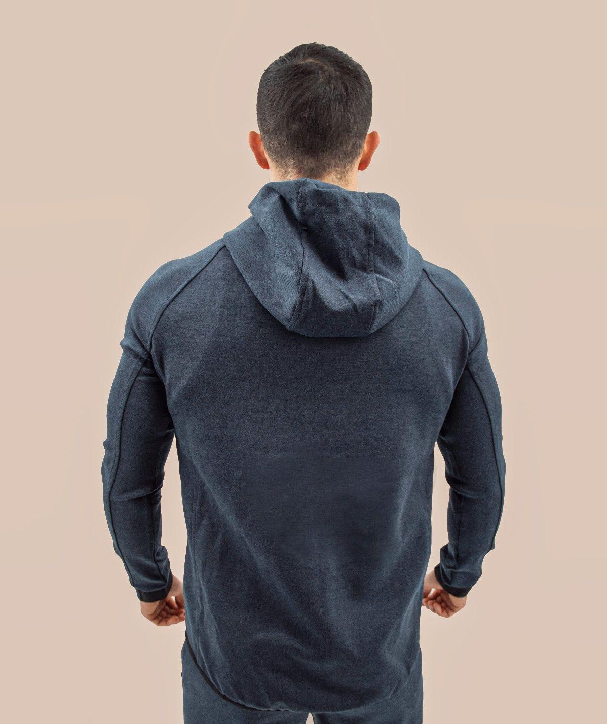 Veste de survêtement bleu