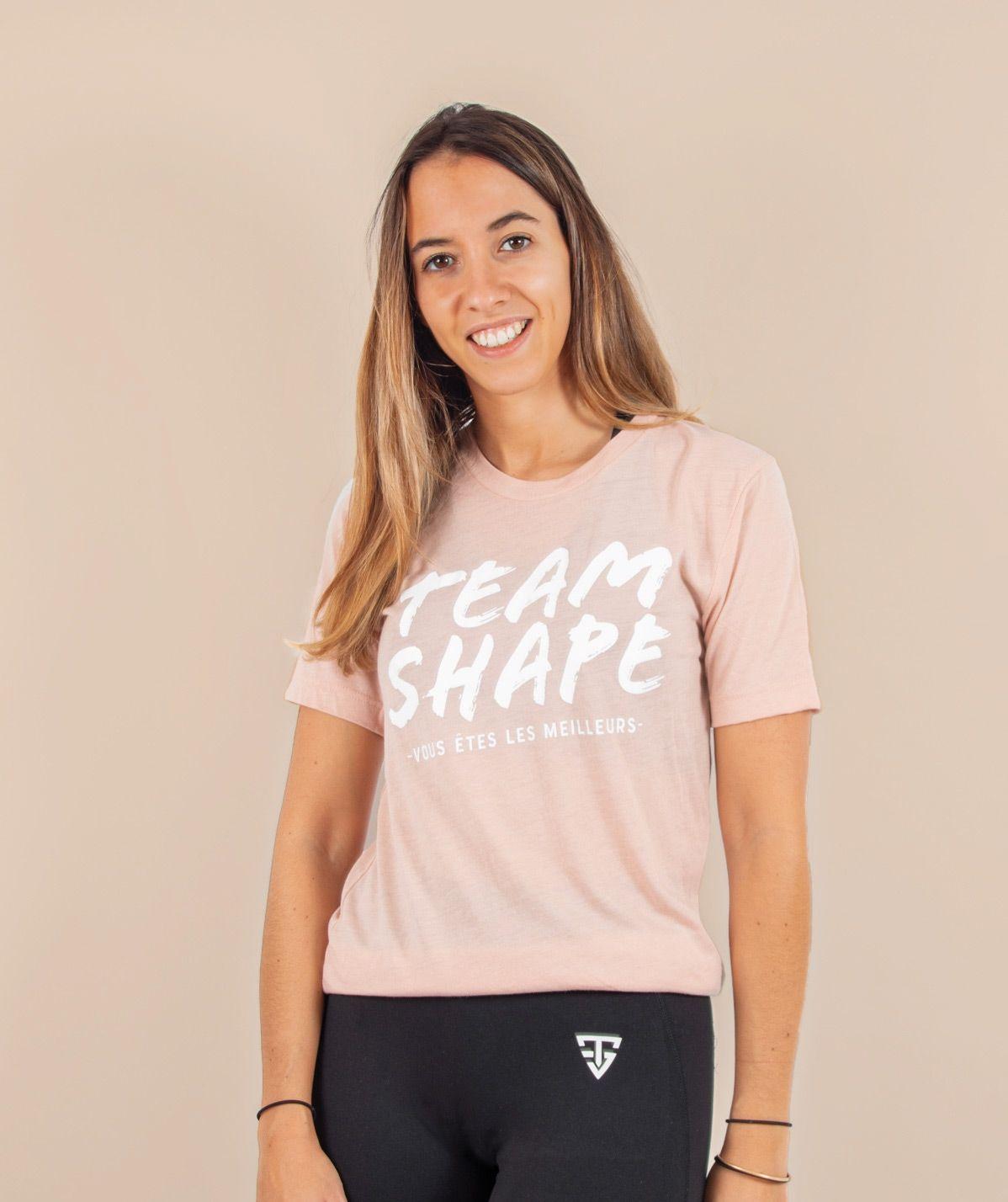 T-Shirt Rose vous êtes les meilleurs