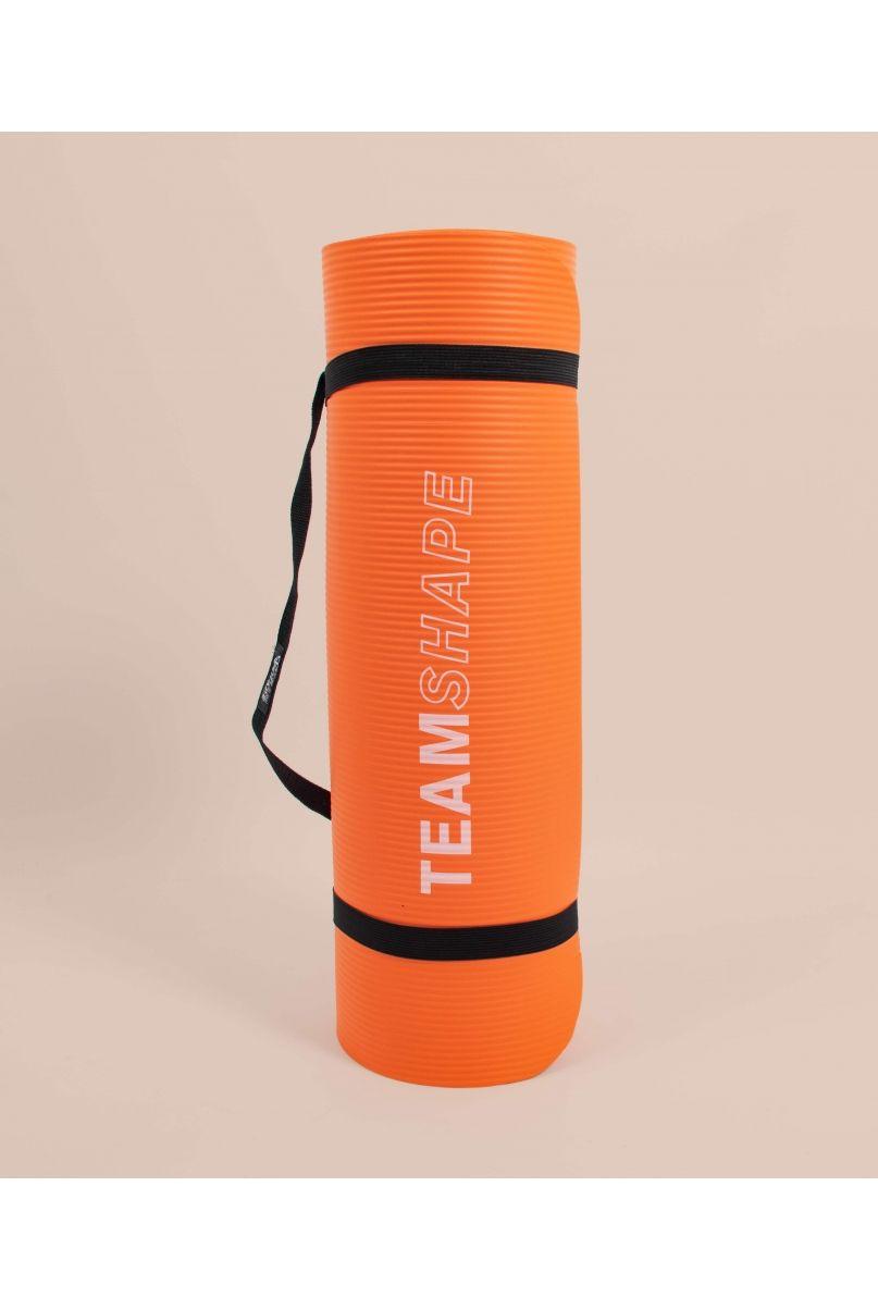 Tapis de sport Orange TeamShape