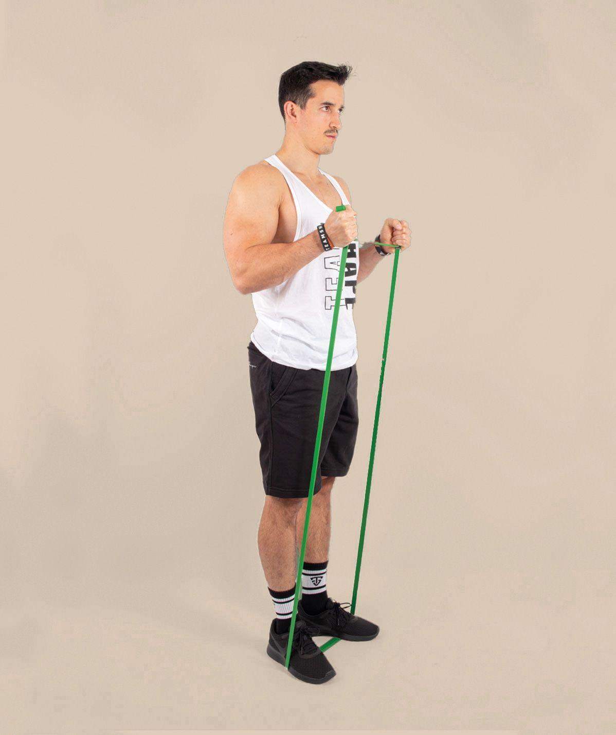 Élastique musculation TeamShape 8-25kg