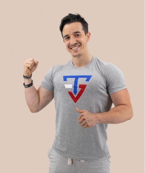 T-Shirt gris France