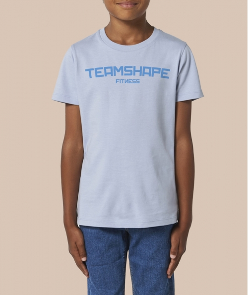 T-shirt Garçon Fitness - Bleu