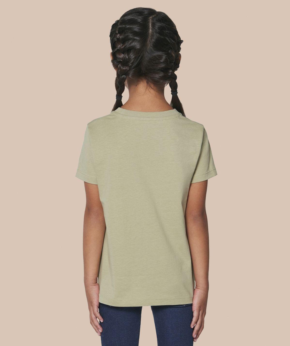T-shirt Enfant Fitness - Stone