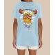 T-shirt Fille Collector Coach Burger