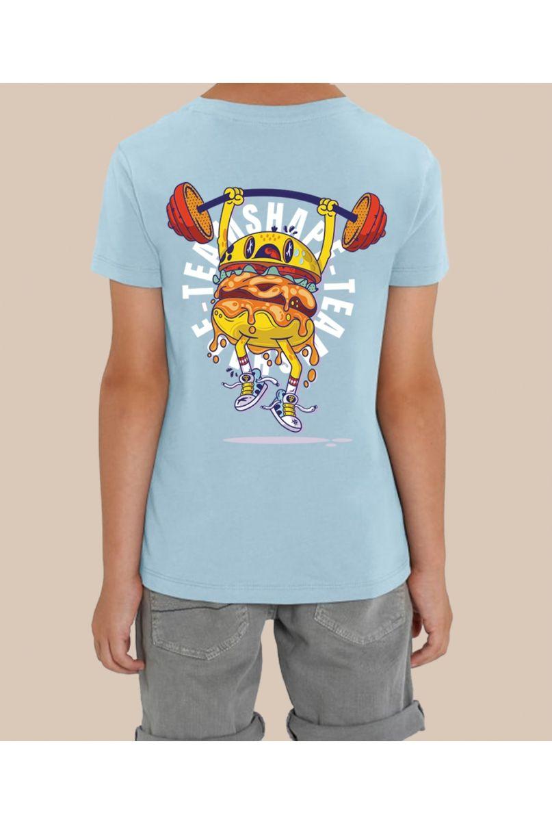 T-shirt Garcon Co...