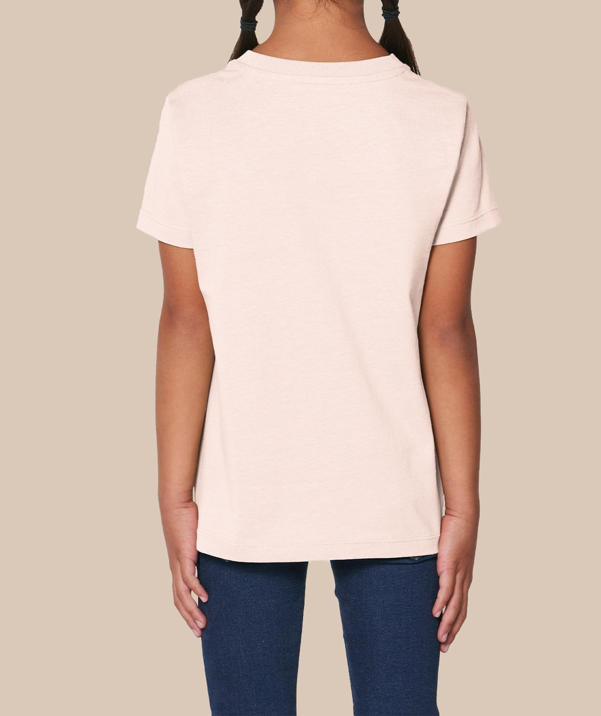 T-shirt Gymday - Rose Pastel