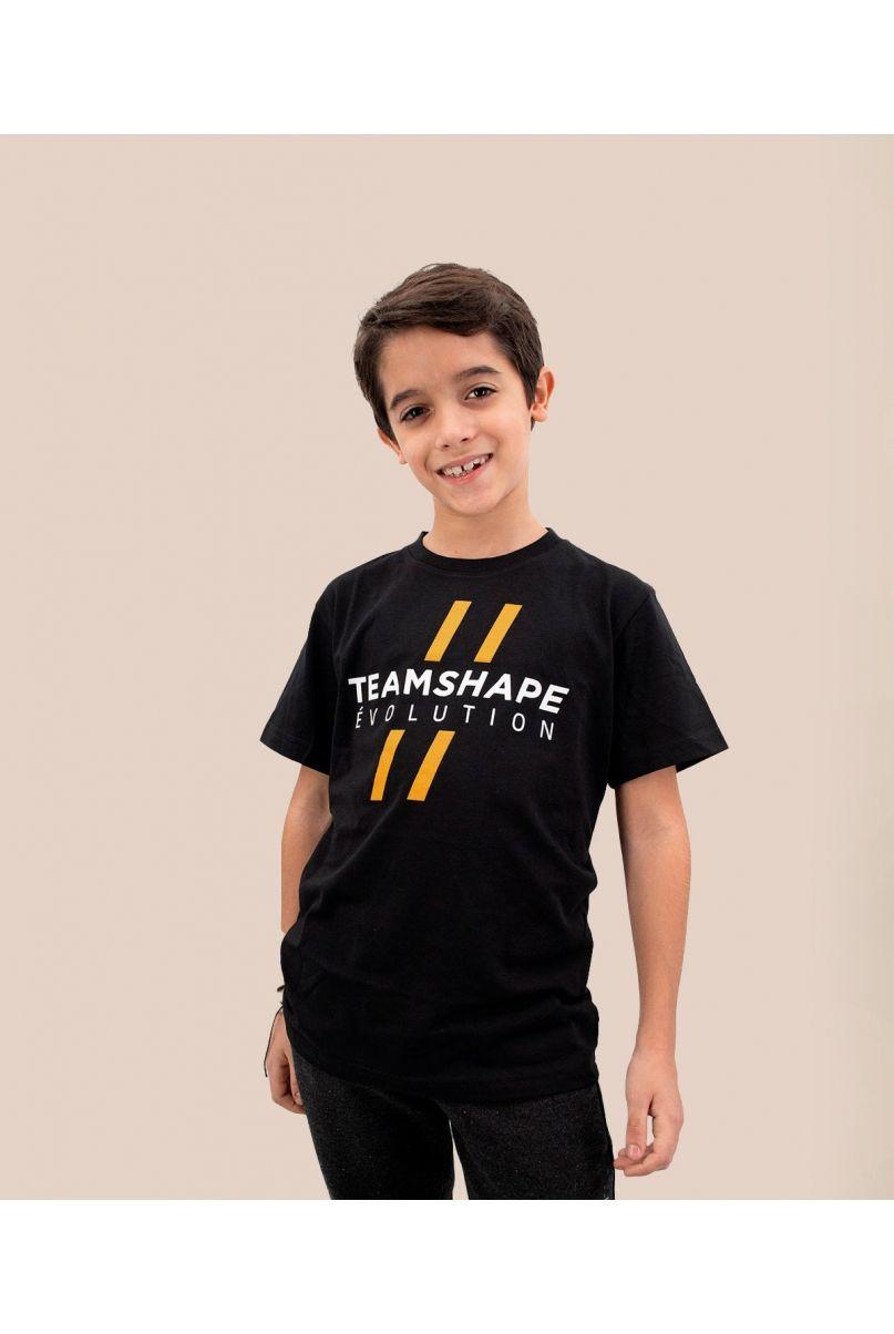 T-Shirt enfant TeamShape Evolution