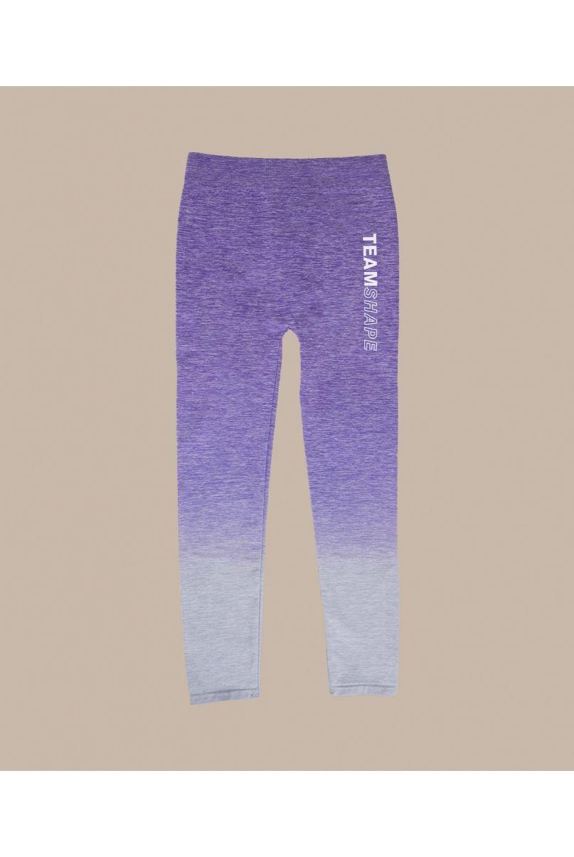 Legging violet enfant