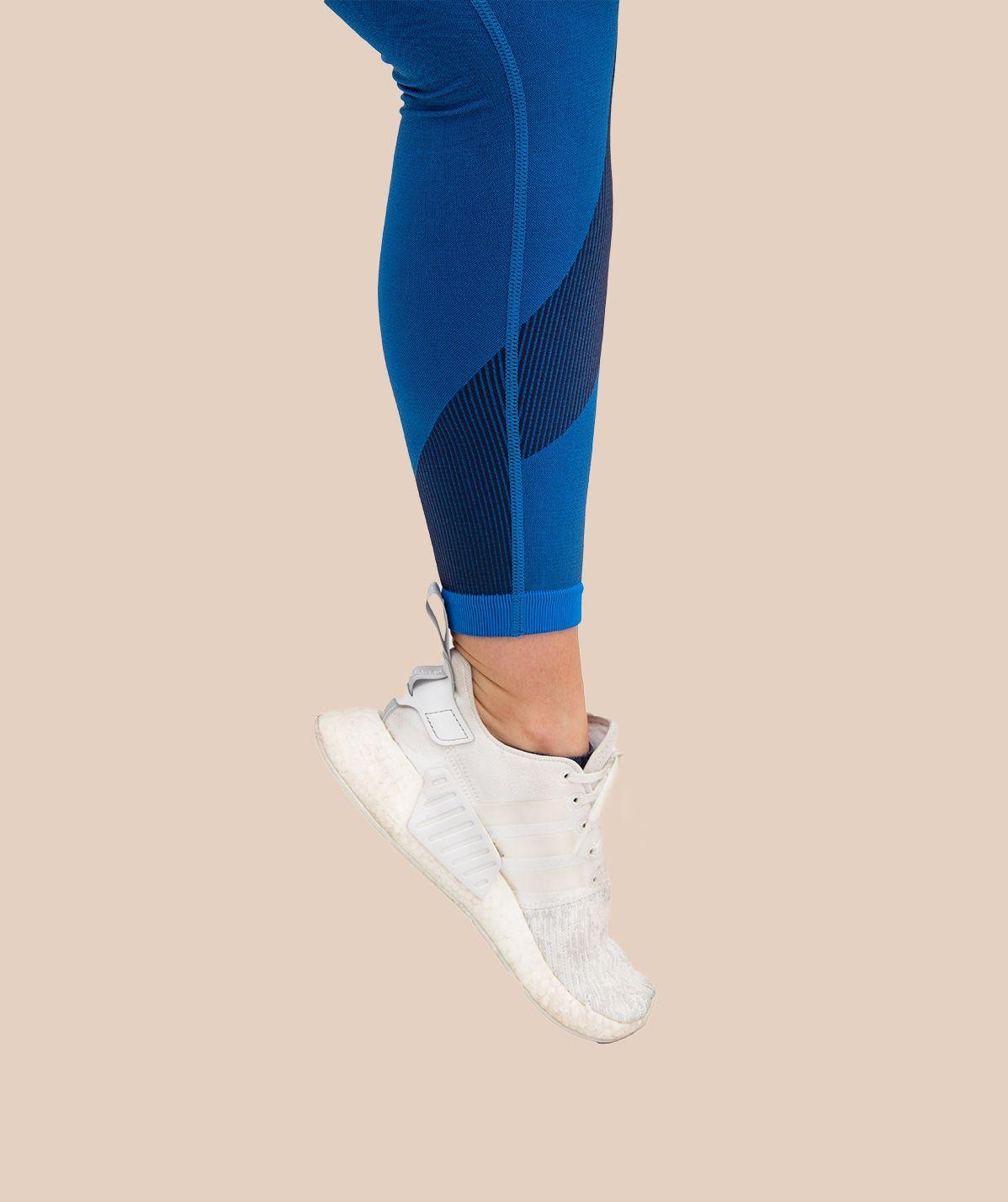 Legging Bleu TeamShape