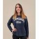 Sweat-shirt Femme Loose Navy