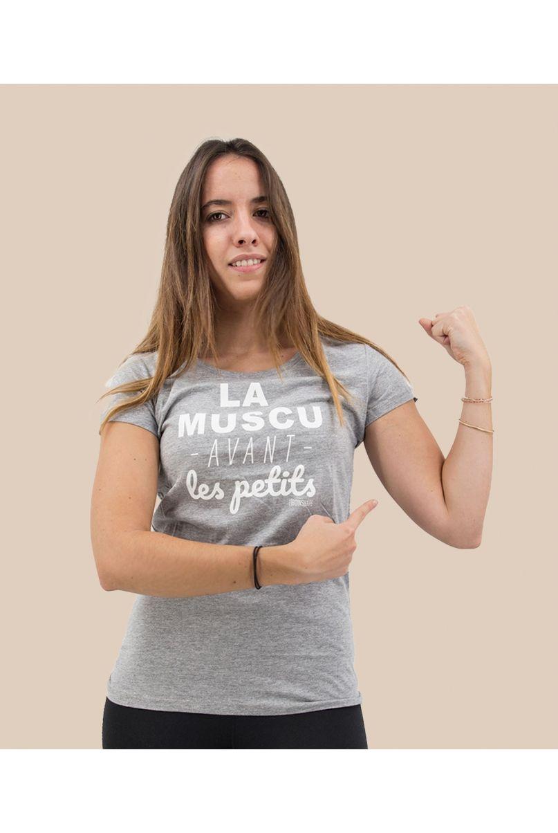 T-shirt la muscu ...