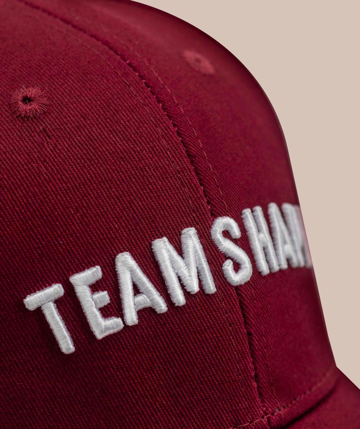 Casquette Bordeaux TeamShape