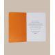 Carnet Orange TeamShape