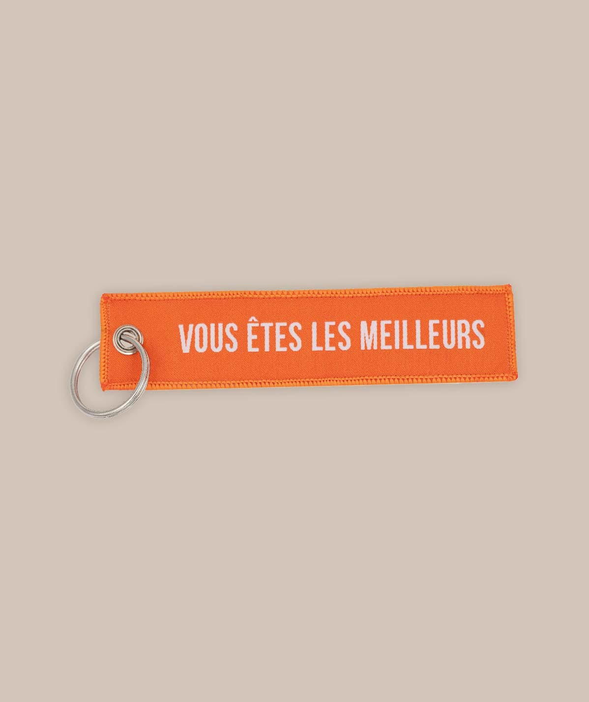 Porte Clés Orange