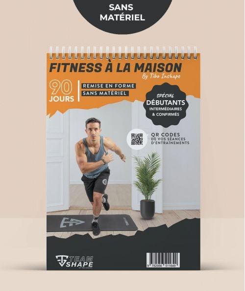 Programme Musculation Maison sans Matériel - Guide