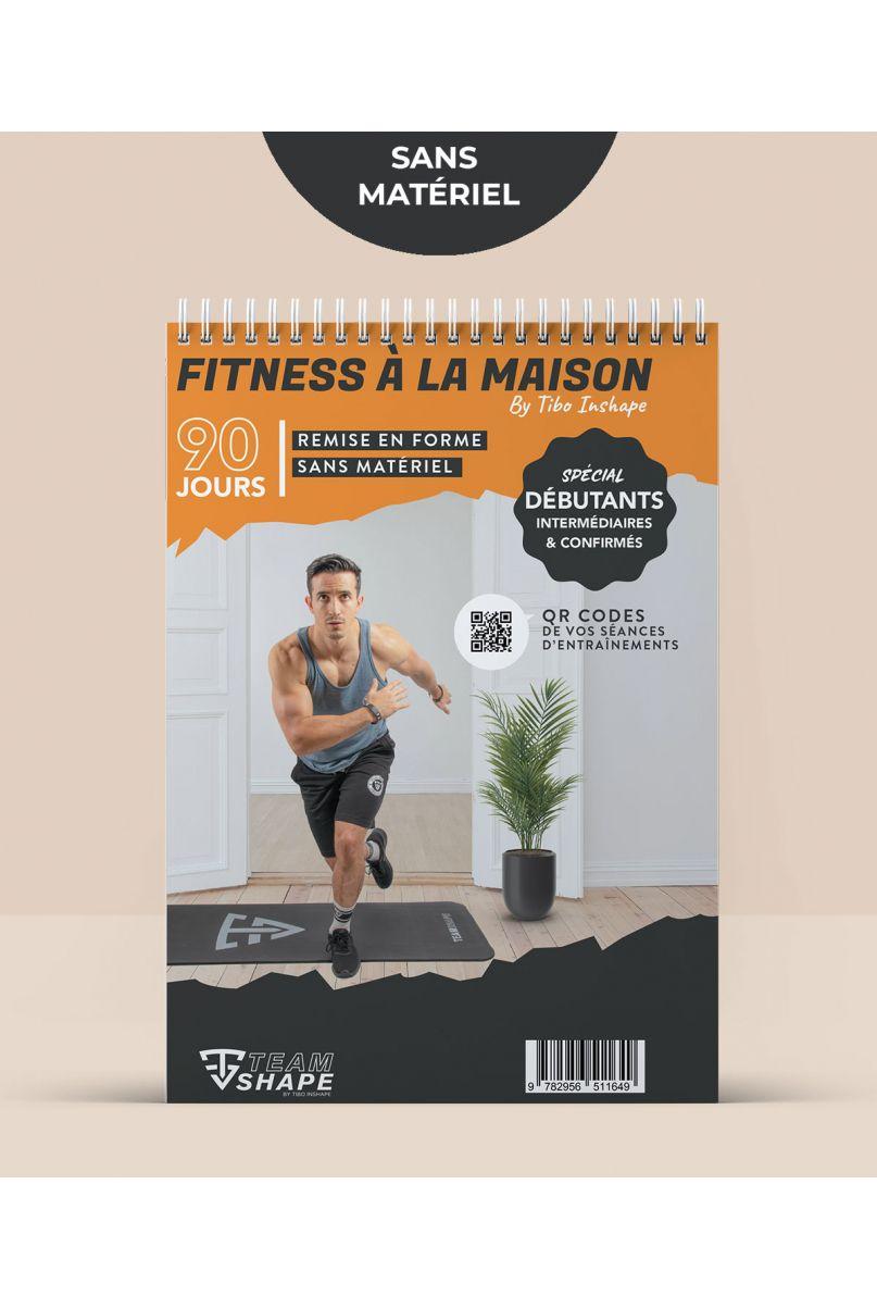 Programme Musculation à la maison sans matériel - Guide 6