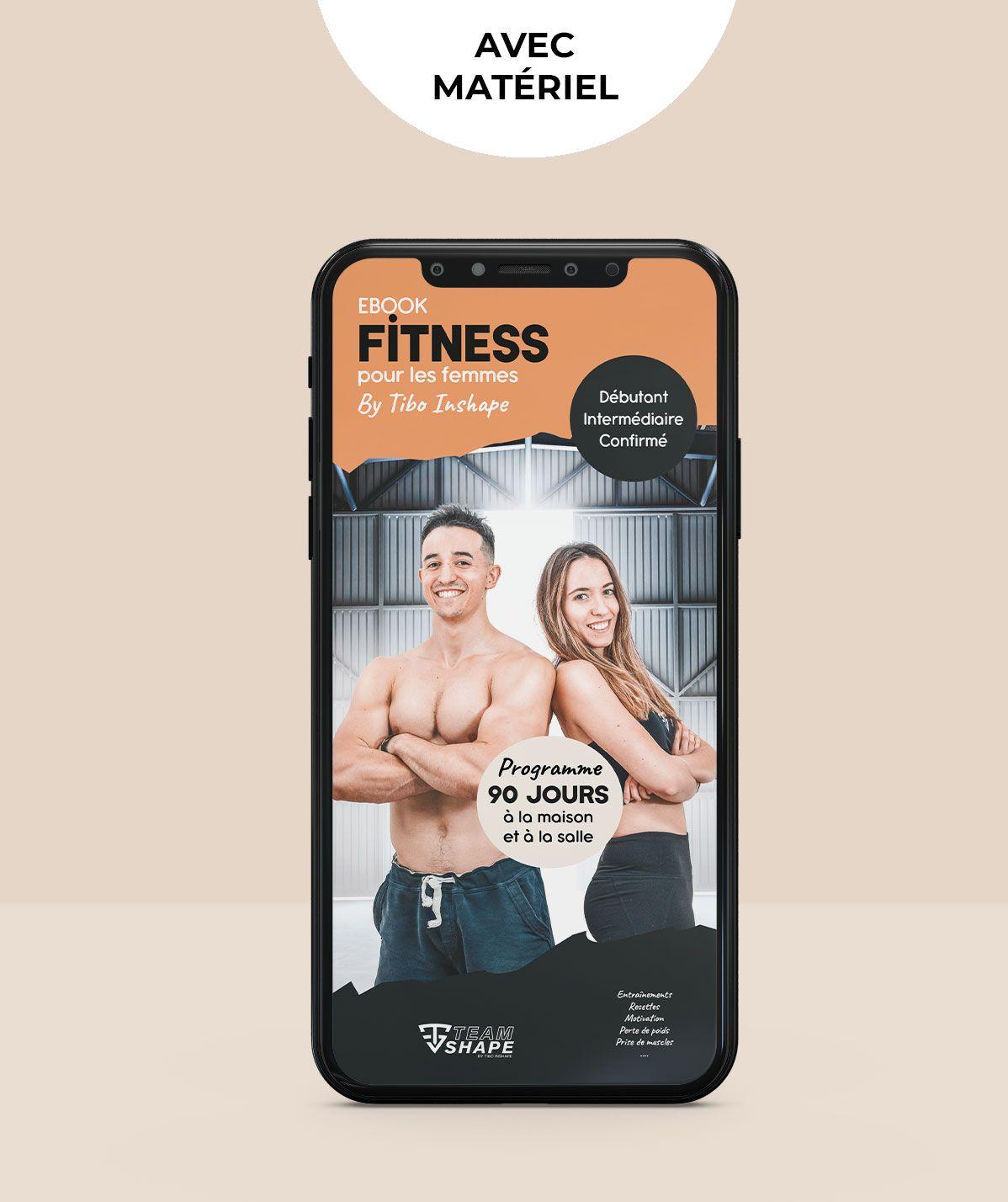 Programme Fitness Femmes Perte de poids Prise de muscles - Ebook