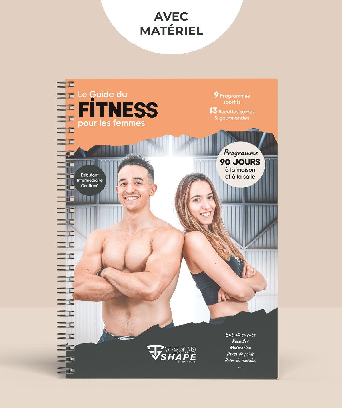 Programme Fitness Femmes Perte de poids Prise de muscles - Guide