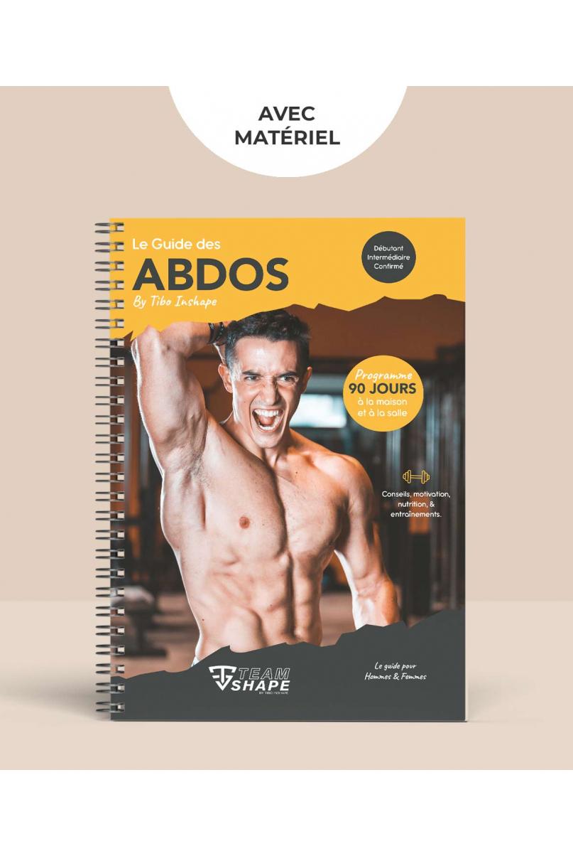 Programme Abdos et ventre plat - Guide 4