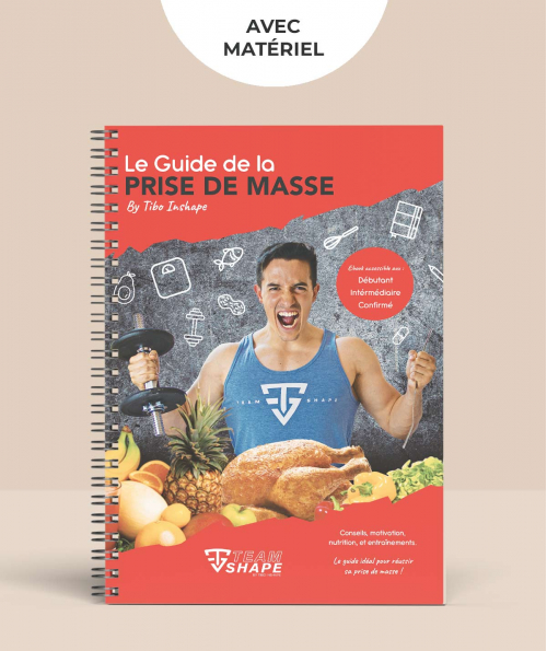 Programme Prise de Masse - Guide