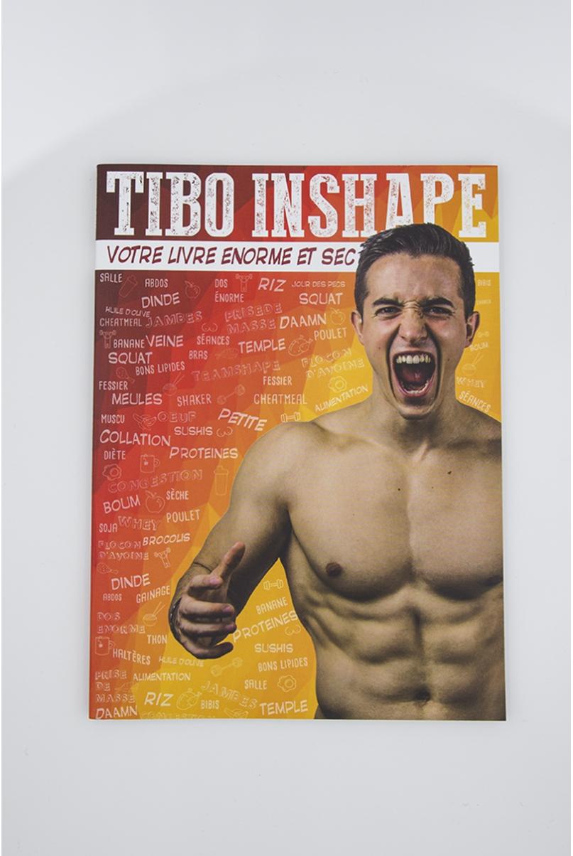 Livre Enorme et Sec de Tibo Inshape