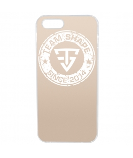 Coque Or TeamShape 5 5S SE