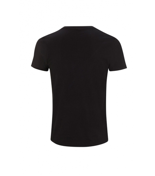 T-Shirt Noir TeamShape Evolution